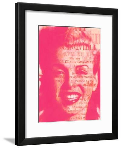 Some Like It Hot-Andr? Monet-Framed Art Print