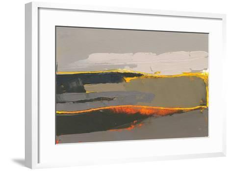 Ceide Study IV-Grainne Dowling-Framed Art Print