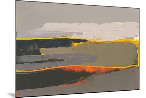Ceide Study IV-Grainne Dowling-Mounted Art Print