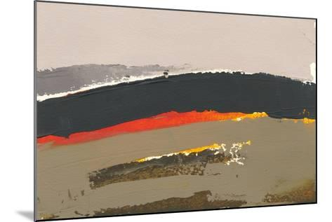 Ceide Study III-Grainne Dowling-Mounted Art Print