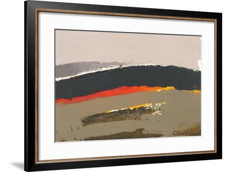 Ceide Study III-Grainne Dowling-Framed Art Print