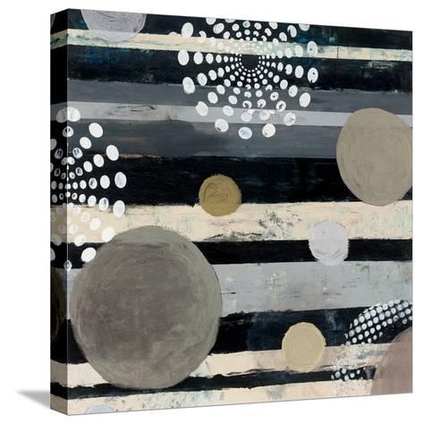 Harmony I Archroma-Cheryl Warrick-Stretched Canvas Print