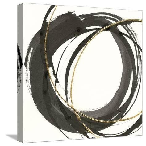 Gilded Enso I-Chris Paschke-Stretched Canvas Print