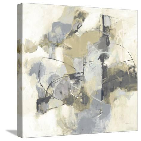 Skyline I Archroma-CJ Anderson-Stretched Canvas Print