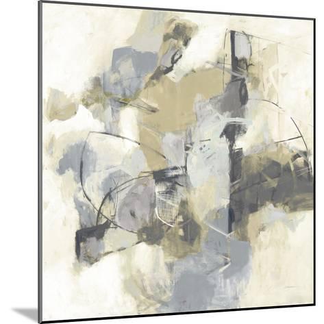 Skyline I Archroma-CJ Anderson-Mounted Art Print
