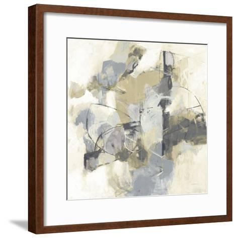 Skyline I Archroma-CJ Anderson-Framed Art Print