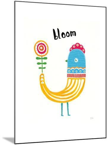 Blossom Birds II-Melissa Averinos-Mounted Art Print