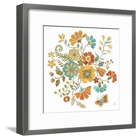 Autumn Impressions V-Daphne Brissonnet-Framed Art Print