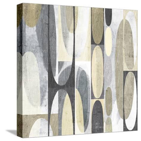 Mod Pods Achroma-Michael Mullan-Stretched Canvas Print