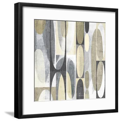 Mod Pods Achroma-Michael Mullan-Framed Art Print