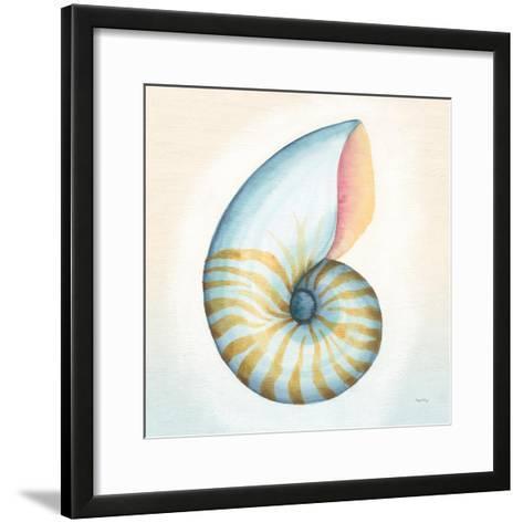 Boardwalk Nautilus-Elyse DeNeige-Framed Art Print