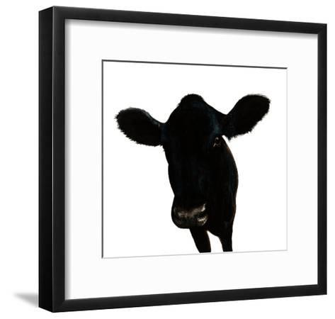 Farm Team III no Background-Patsy Ducklow-Framed Art Print