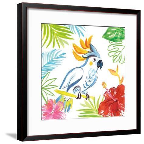 Tropicana I-Farida Zaman-Framed Art Print