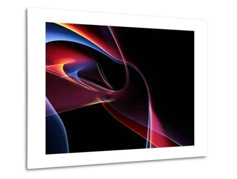3D Rendered Backgrounds- ESolBiz-Metal Print