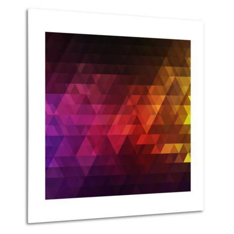Abstract Background for Design- Melamory-Metal Print