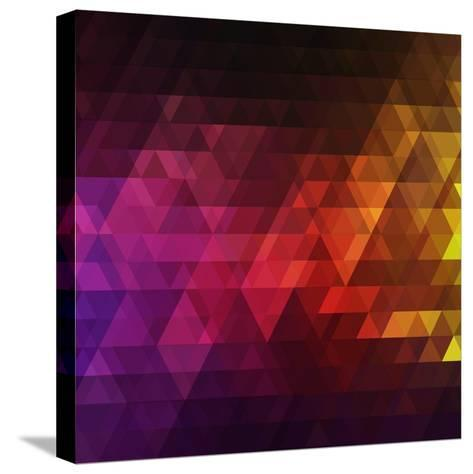 Abstract Background for Design- Melamory-Stretched Canvas Print