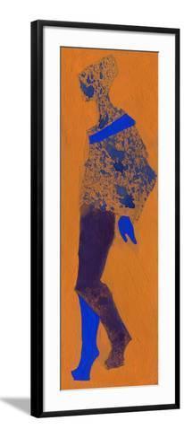 Hand Drawn Fashionable Artistic Illustration-Alina Shakhovets-Framed Art Print
