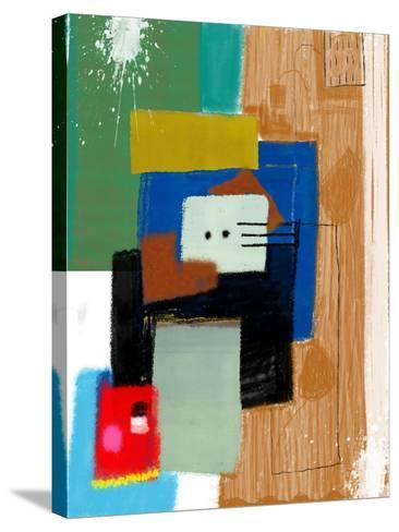 Abstract, Which Consists of a Plurality of Color Patches-Dmitriip-Stretched Canvas Print