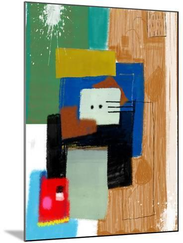 Abstract, Which Consists of a Plurality of Color Patches-Dmitriip-Mounted Art Print