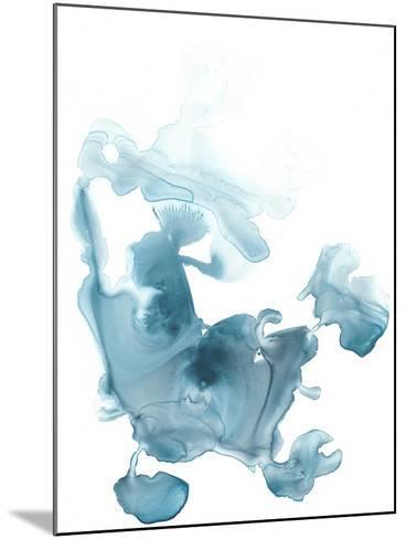 Thermae III-June Vess-Mounted Art Print