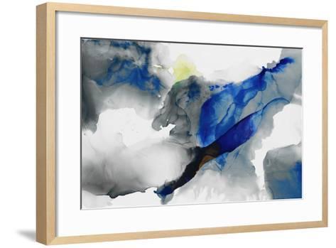 Ephemeral I-Sisa Jasper-Framed Art Print