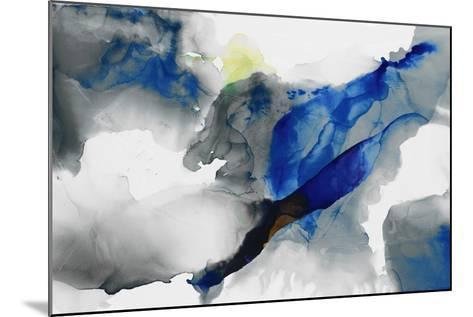 Ephemeral I-Sisa Jasper-Mounted Art Print