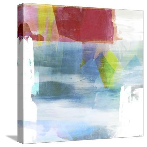 Invisible II-Sisa Jasper-Stretched Canvas Print