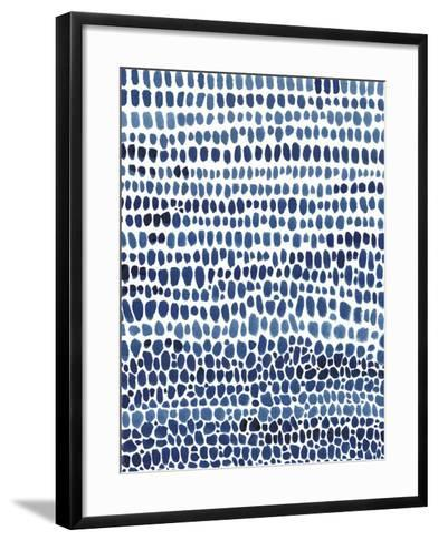 Blue Progression II-Tim OToole-Framed Art Print
