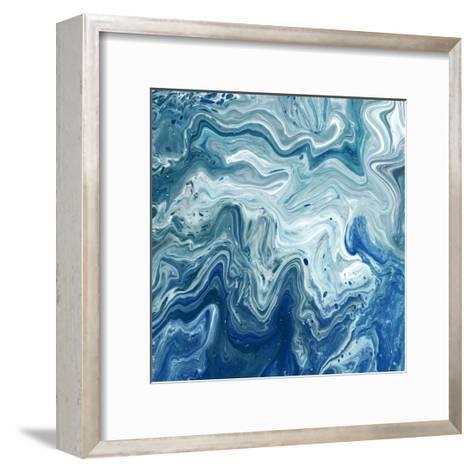 Indigo Minerals I-Jarman Fagalde-Framed Art Print