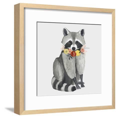Flower Crown Forester III-Grace Popp-Framed Art Print