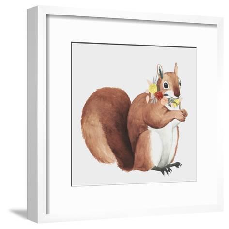 Flower Crown Forester II-Grace Popp-Framed Art Print