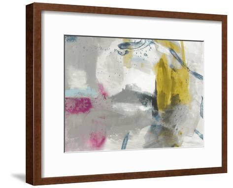 Minute II-Sisa Jasper-Framed Art Print