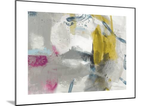 Minute II-Sisa Jasper-Mounted Art Print
