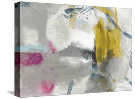 Minute II-Sisa Jasper-Stretched Canvas Print