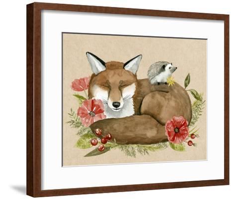 Grateful Heart I-Grace Popp-Framed Art Print