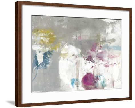 Minute I-Sisa Jasper-Framed Art Print