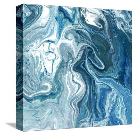 Indigo Minerals II-Jarman Fagalde-Stretched Canvas Print