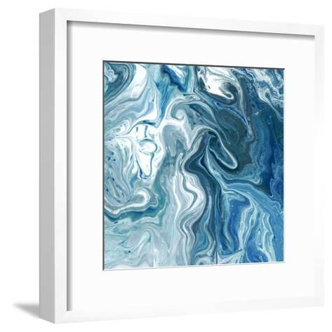 Indigo Minerals II-Jarman Fagalde-Framed Art Print
