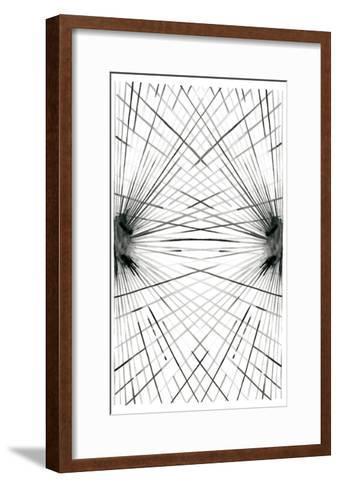 Rays IV-Grace Popp-Framed Art Print