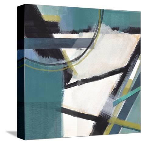 Deconstruction-Alison Jerry-Stretched Canvas Print