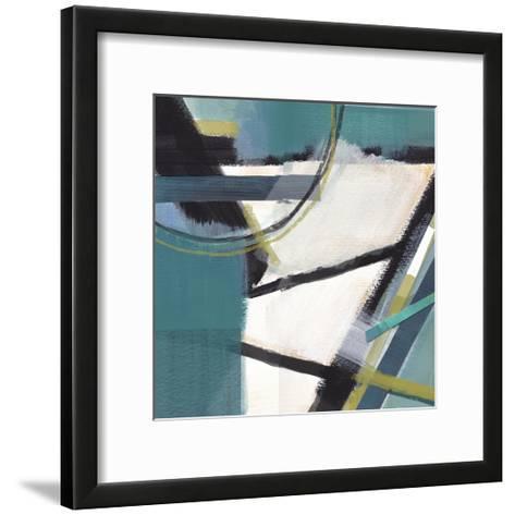 Deconstruction-Alison Jerry-Framed Art Print