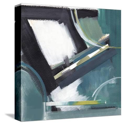 Construction-Alison Jerry-Stretched Canvas Print