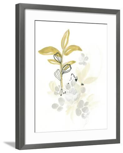 The Minimalist Garden I-June Vess-Framed Art Print