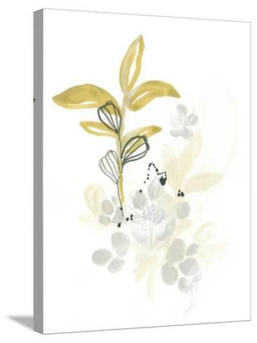 The Minimalist Garden I-June Vess-Stretched Canvas Print