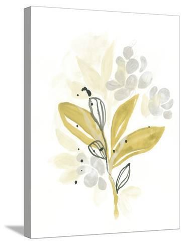 The Minimalist Garden II-June Vess-Stretched Canvas Print