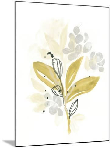 The Minimalist Garden II-June Vess-Mounted Art Print