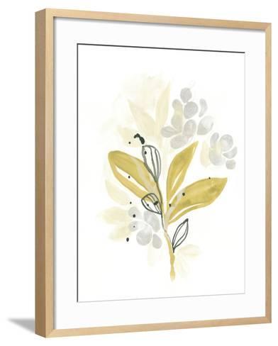 The Minimalist Garden II-June Vess-Framed Art Print