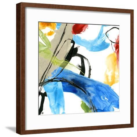 Formulation IV-June Vess-Framed Art Print