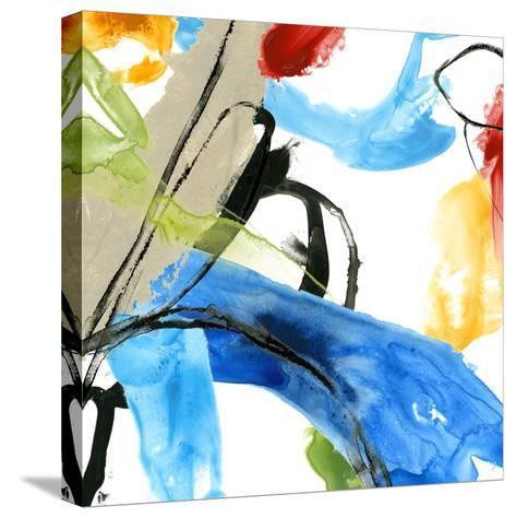 Formulation IV-June Vess-Stretched Canvas Print