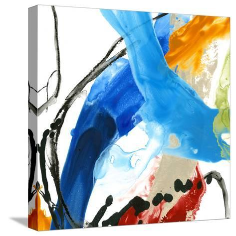 Formulation III-June Vess-Stretched Canvas Print